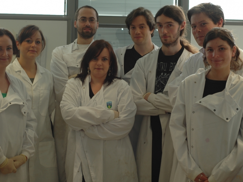2009 Walsh Lab